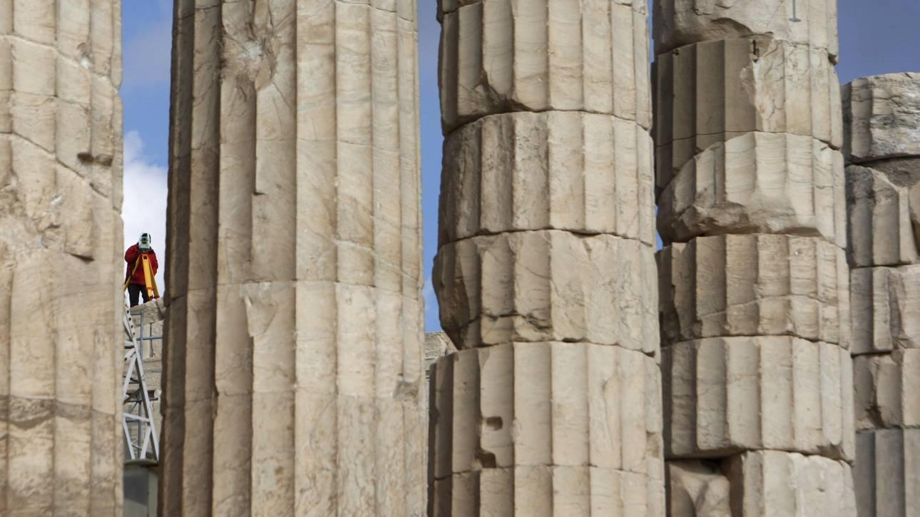 Πώς έχτιζαν τους ναούς τους οι αρχαίοι Έλληνες; Μία θεωρία για ένα μυστήριο χιλιετιών
