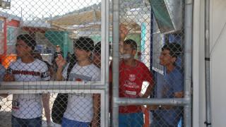 Μεταφορά 1.002 προσφύγων από τη Μόρια στη Νέα Καβάλα