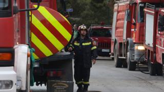 Συναγερμός στην Πυροσβεστική: Πυρκαγιά στην Πεντέλη