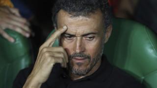 Κύμα συμπαράστασης στον Λουίς Ενρίκε για τον θάνατο της 9χρονης κόρης του