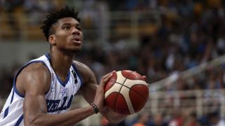«Μακάρι να πετύχουμε κάτι τρελό»: Ευχές Αντετοκούνμπο - Καλάθη για το Μουντομπάσκετ