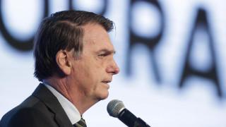 Ο Μπολσονάρου δεν δέχεται «μαθήματα για το περιβάλλον» από την Ευρώπη