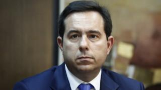 Μηταράκης στο CNN Greece: Ψηφιακά οι συντάξεις μέχρι το 2021