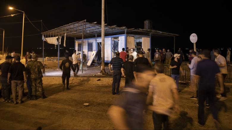 Λωρίδα της Γάζας: 75 Παλαιστίνιοι τραυματίστηκαν σε συγκρούσεις με ισραηλινούς στρατιώτες