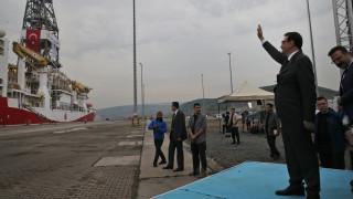 Τούρκος υπουργός Ενέργειας: Στη Μεσόγειο το Ορούτς Ρέις
