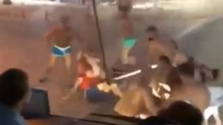 Κύπρος: Άγριος καυγάς και μαχαιρώματα μεταξύ τουριστών σε ξενοδοχείο στην Αγία Νάπα