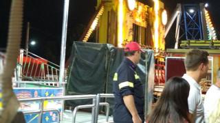Βίντεο – ντοκουμέντο: Τα πρώτα λεπτά μετά την τραγωδία σε λούνα παρκ στον Αλμυρό