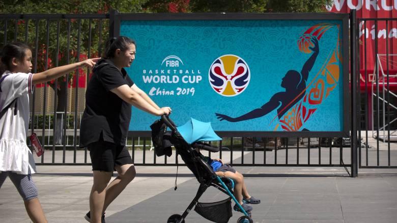Μουντομπάσκετ 2019: Αναλυτικά οι ώρες και τα κανάλια μετάδοσης