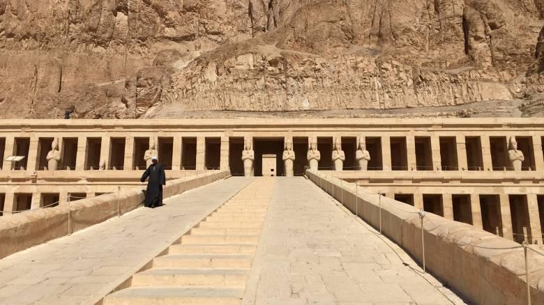 Αίγυπτος: Αποκαλύφθηκαν τα «μυστικά» της βασίλισσας Χατσεψούτ