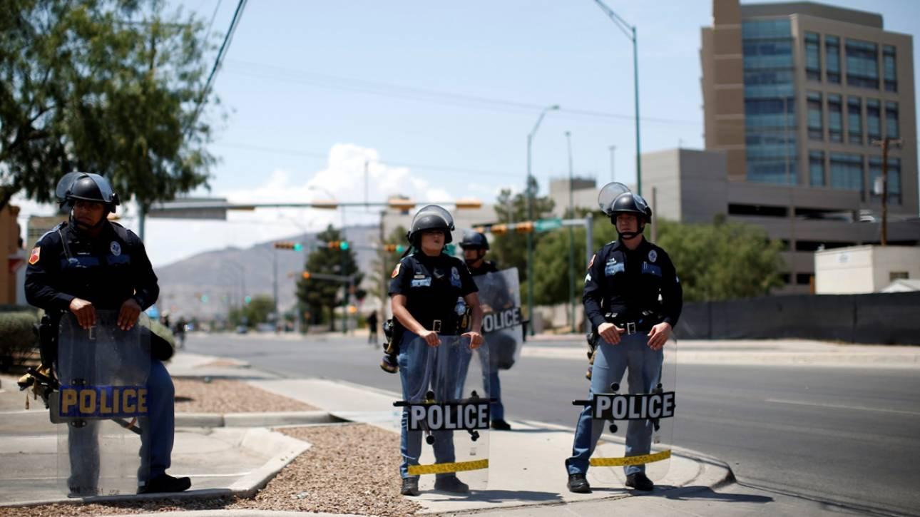 Τέξας: Τουλάχιστον πέντε νεκροί και δεκάδες τραυματίες από πυροβολισμούς