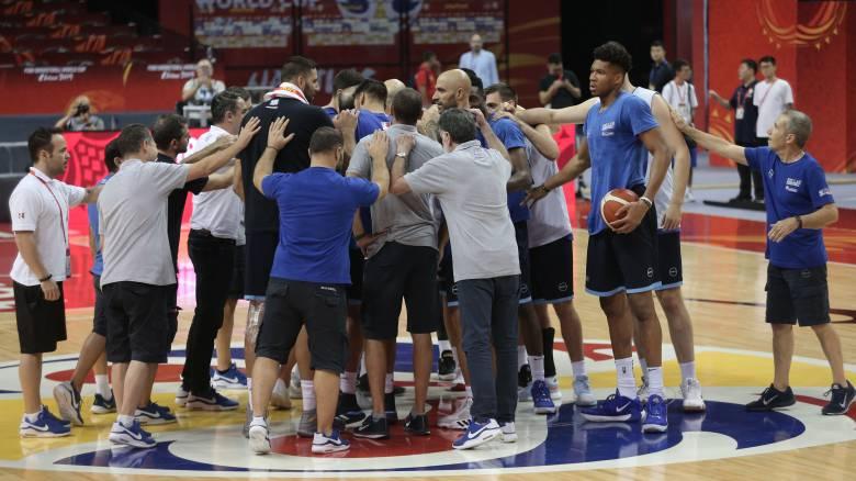 Μουντομπάσκετ 2019: Η «ακτινογραφία» της Εθνικής Ελλάδας