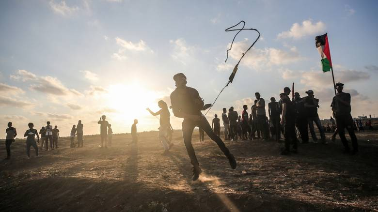 Γάζα: Νεκρός 25χρονος Παλαιστίνιος από ισραηλινά πυρά