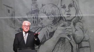 «Συγγνώμη» του Σταϊνμάιερ στους Πολωνούς για τις γερμανικές ωμότητες του Β' Παγκοσμίου Πολέμου