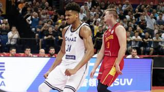 Ελλάδα - Μαυροβούνιο: Στιγμιότυπα από τον πρώτο αγώνα της Εθνικής