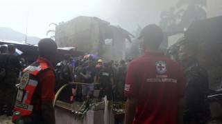 Φιλιππίνες: Συντριβή αεροσκάφους σε τουριστικό θέρετρο με νεκρούς και τραυματίες