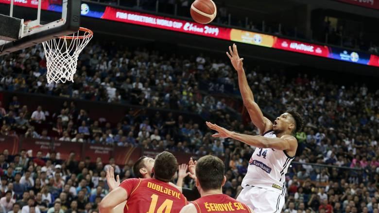 Μουντομπάσκετ 2019: Σόου Αντετοκούνμπο απέναντι στο Μαυροβούνιο