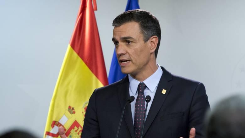 Ισπανία: Νέα πρόταση Σάντσεθ για σύσταση κυβέρνησης συνασπισμού