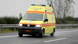 Τροχαίο δυστύχημα στη Χαλκιδική με νεκρό και τραυματία