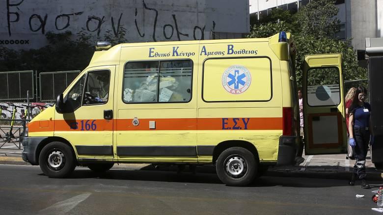 Θεσσαλονίκη: Τροχαίο δυστύχημα με δύο νεκρούς στην Πολίχνη