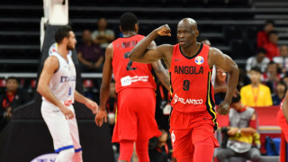 Μουντομπάσκετ 2019: Ο Πάουλο «ντύθηκε» Ζιντάν και κουτούλησε τον Τζεντίλε