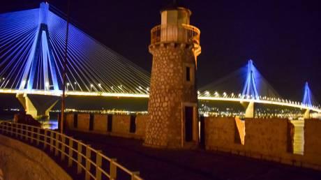 Εντυπωσιακές εικόνες από τη συναυλία για τα 15 χρόνια γέφυρας Ρίου - Αντιρρίου