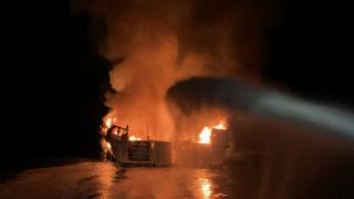 Καλιφόρνια: Βυθίστηκε το τουριστικό σκάφος που φλεγόταν - Τέσσερις νεκροί - Δεκάδες οι αγνοούμενοι