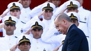 Ο Ερντογάν, η «γαλάζια πατρίδα» και ο αόρατος εχθρός