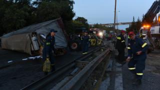 Τροχαίο στην Αθηνών - Κορίνθου: Ατελείωτη η ουρά και η ταλαιπωρία για εκατοντάδες οδηγούς