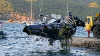 Πτώση ελικοπτέρου στον Πόρο: Μηχανική βλάβη «βλέπει» πραγματογνώμονας