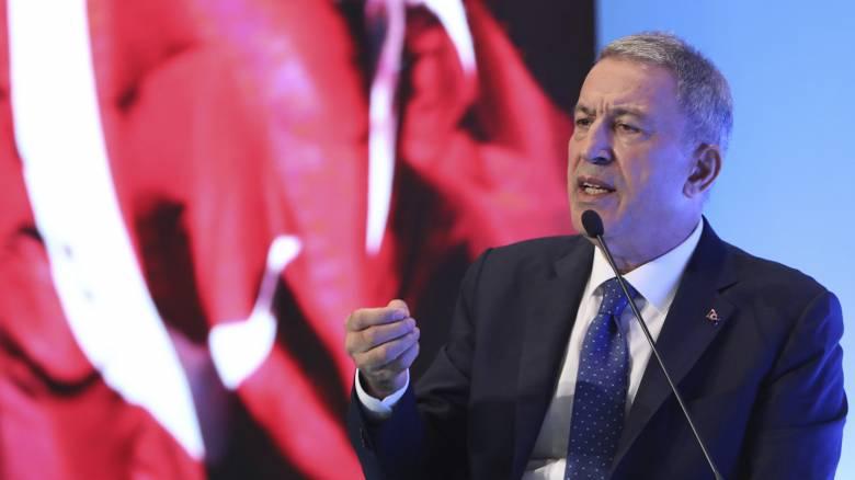 Hurriyet: Πτήση Ακάρ πάνω απ'το Αιγαίο - «Δεν θα επιτρέψουμε τετελεσμένα»
