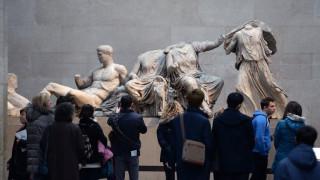 Προκαλεί το Βρετανικό Μουσείο: Αναγνωρίστε ότι τα Γλυπτά είναι δικά μας για να σας τα δανείσουμε