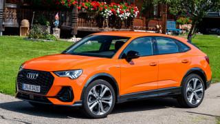 Το Q3 Sportback, το μικρό SUV κουπέ της Audi, είναι πράγματι σπορ