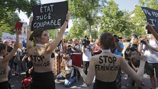 Γαλλία: Μία γυναίκα δολοφονείται κάθε τρεις μέρες - Μέτρα κατά της ενδοοικογενειακής βίας