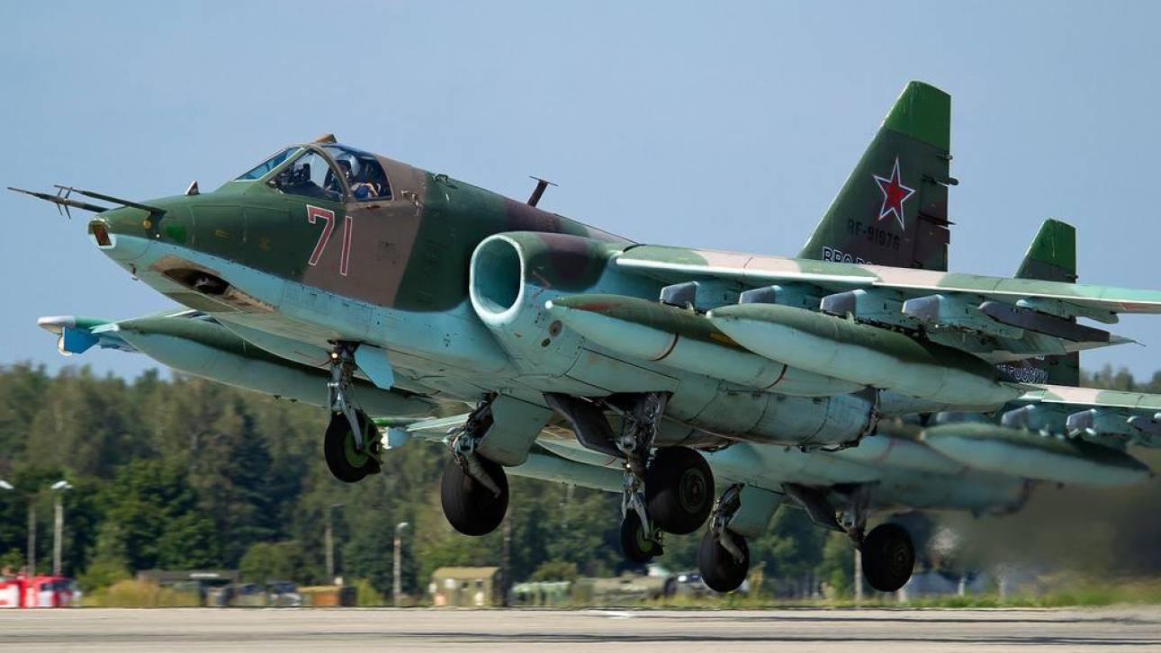 Συνετρίβη ρωσικό μαχητικό στη Σταυρούπολη
