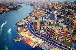 Το Λάγος, η πρωτεύουσα της Νιγηρίας, είναι μια από τις πέντε λιγότερο ασφαλείς πόλεις του κόσμου.