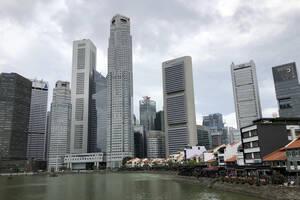 Άλλη μια πόλη της νοτιοανατολικής Ασίας, η Σινγκαπούρη, στη δεύτερη θέση.