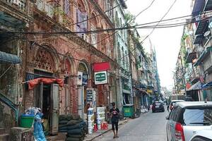 Γιανγκόν. Η πρωτεύουσα της Μιανμάρ και αυτή στη χαμηλότερη πεντάδα από άποψη ασφάλειας.