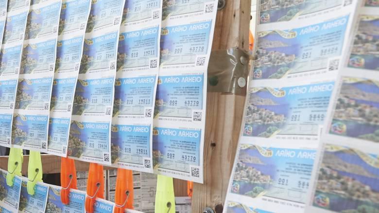 To Λαϊκό Λαχείο μοίρασε περισσότερα από 3,4 εκατ. ευρώ τον Αύγουστο