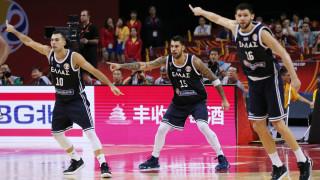 Μουντομπάσκετ 2019: Τα τελευταία δραματικά δευτερόλεπτα του αγώνα της Εθνικής Ελλάδας με τη Βραζιλία