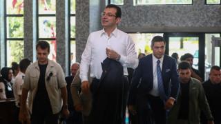 Ο Τούρκος ΥΠΕΣ απειλεί τον Ιμάμογλου: «Θα σε καταστρέψουμε»