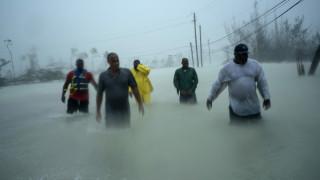 Τυφώνας Ντόριαν: Στους επτά οι νεκροί στις Μπαχάμες