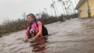 Τυφώνας Ντόριαν: Μετά το καταστροφικό του πέρασμα από τις Μπαχάμες, κινείται προς τις ΗΠΑ