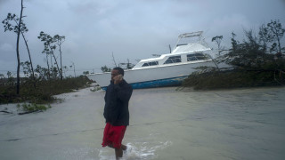 Τυφώνας Ντόριαν: Η κλιματική αλλαγή κοστίζει ακριβά στην ανθρωπότητα