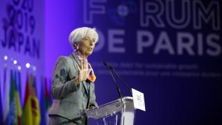 Λαγκάρντ για Ελλάδα: Να επανεξεταστεί ο στόχος για πρωτογενές πλεόνασμα 3,5%