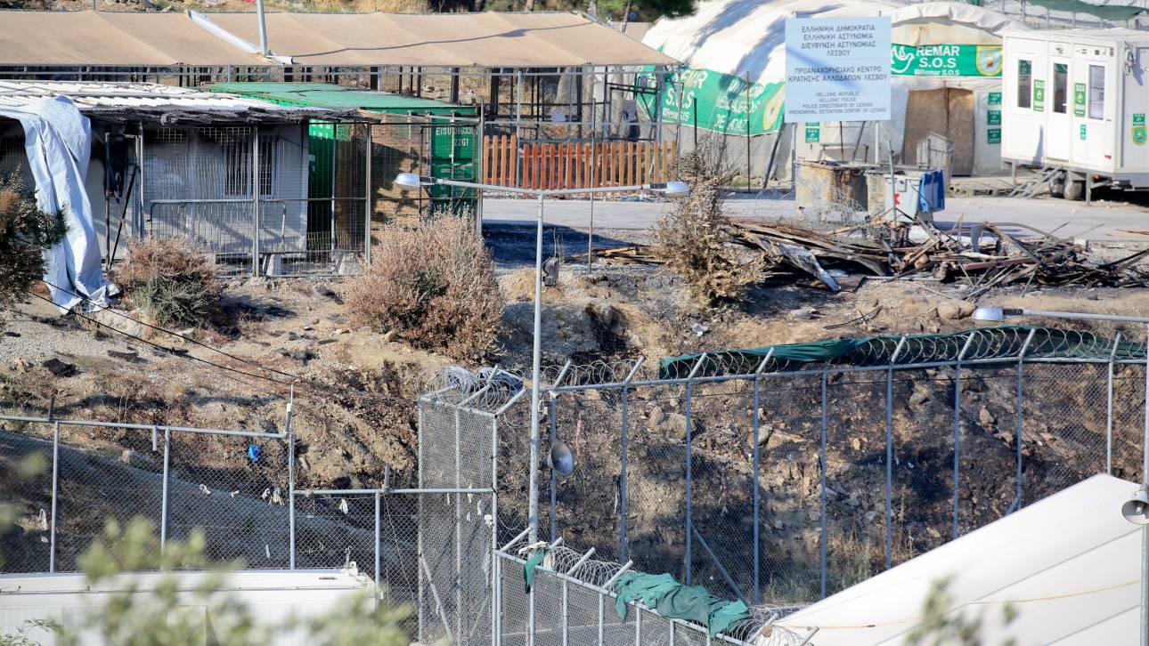 Άγρια συμπλοκή στο κέντρο υποδοχής της Χίου: Ήρθαν στα χέρια για το νερό - Τρεις τραυματίες