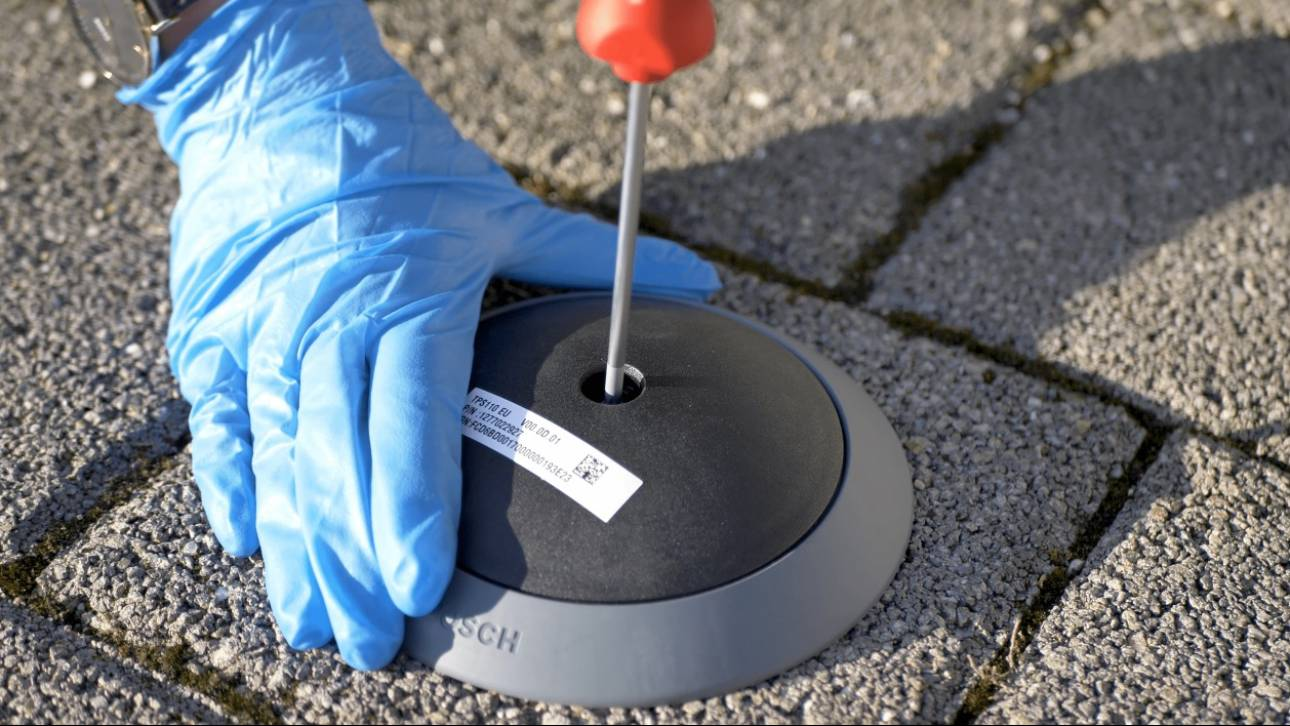 Η Bosch κάνει την ανεύρεση parking παιχνιδάκι