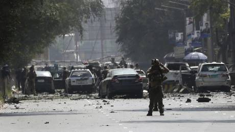 Καμπούλ: Επίθεση αυτοκτονίας σε περιοχή με πρεσβείες - Τουλάχιστον πέντε οι νεκροί