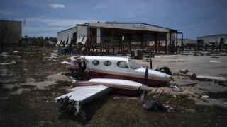 Μπαχάμες: «Εξαφανίστηκε» το αεροδρόμιο του Φρίπορτ μετά το πέρασμα του Ντόριαν