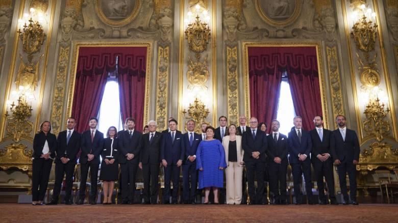 Ιταλία: Ορκίστηκε η φιλοευρωπαϊκή κυβέρνηση