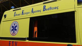 Τροχαίο στην Αθηνών – Λαμίας